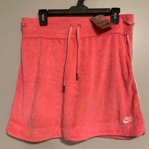 Nike Terry Cloth Cover Up Small NWT